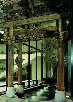 创意文化园企业办公室装修案例