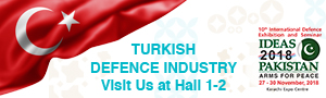 SSM Defense Industry of Turkey