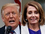 President Donald Trump brought up impeachment in his first meeting with Nancy Pelosi since she reclaimed the Speaker's gavel