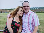 Pictured: Graham Brown with daughter Charlotte.'I wanted to say goodbye,' says Graham