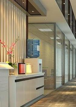 北京某律师事务所办公室装修设计