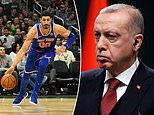 New York Knicks center Enes Kanter says he will not be traveling with the team to play against the Washington Wizards at London's O2 Arena on January 17 over fears that he could be killed
