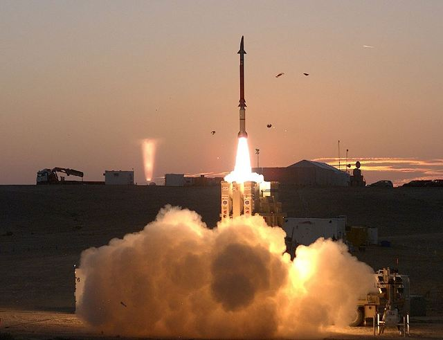 David-s Sling missile has been successfully tested by Israeli MoD and US Missile Defense Agency 640 001