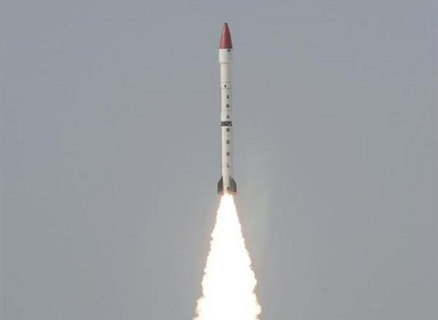 Pakistan successfully test-fires long-range Ababeel surface to surface ballistic missile 640 001