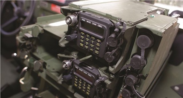 Harris to receive a 22.5 million contract from US Department of Defense for SINCGARS radio system 640 001