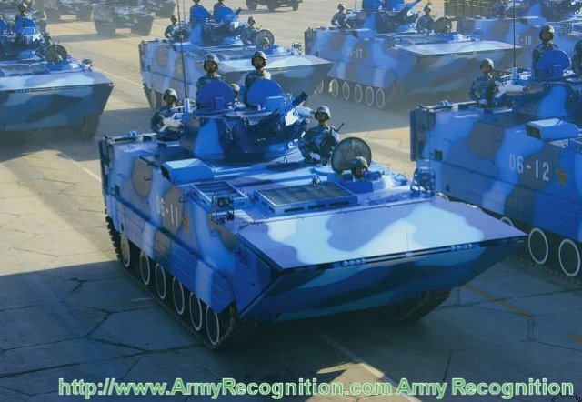 Chinese ZBD 05 Infantry Fighting Vehicles to participate in Army Games 2016 640 001