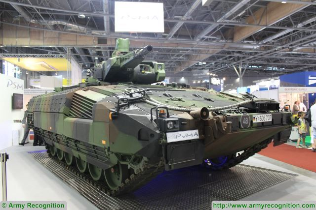 The German Bundeswehr has contracted with the Rheinmetall Group to supply expanded capabilities and additional equipment for the Puma infantry fighting vehicle. The Koblenz-based Federal Office for Bundeswehr Equipment, Information Technology and In-Service Support (BAAINBw) has awarded the project management company an order for a comprehensive expansion package with a gross value of €260 million.