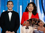 There could be 100 people in the room... and Andy Samberg and Susan Oh will make fun of one of them