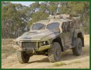 Thales Australia has pre-awarded a $5 million contract to RPC Technologies, an Australian specialist engineering company, to manufacture dashboard assemblies for the company's new Hawkei vehicle.