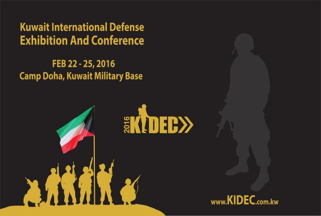 KIDEC the most important International Defense exhibition conference in Middle East for 2016 640 001