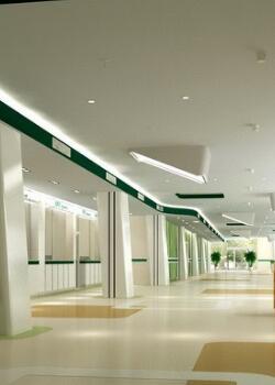 骨科专科医院8200平米装修项目