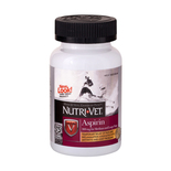 Liver flavor chewable tablets provide temporary relief of pain and inflammation for large dogs.