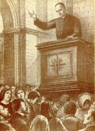 Por suas pregações, Pe. Gaspar recebeu da Santa Sé o título de