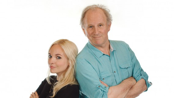 The Fifth Doctor meets his daughter Jenny in The Legacy of Time
