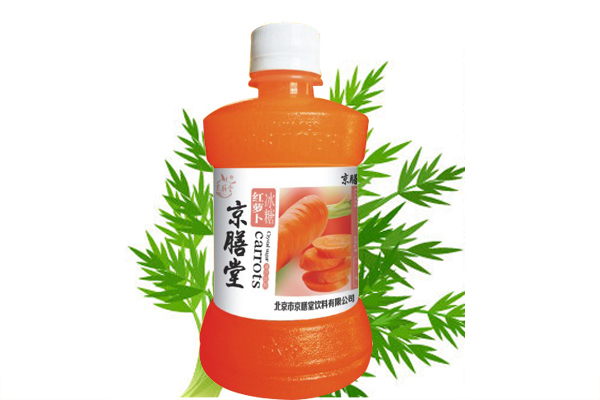 380ml冰糖红萝卜