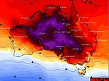 The blisteringly hot weather isn't set to go away anytime soon with heatwave conditions forecast Australia-wide for the week ahead