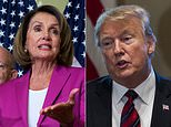 President Donald Trump has reiterated his willingness to declare a national emergency to build the border wall if Congressional Democrats don't play ball