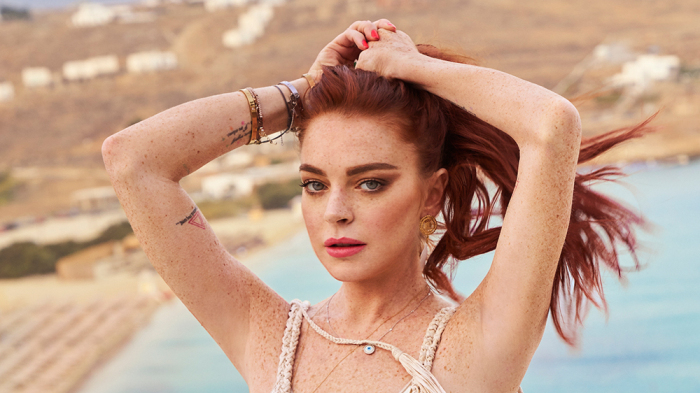 Lindsay Lohan Reveals Her Advice Young