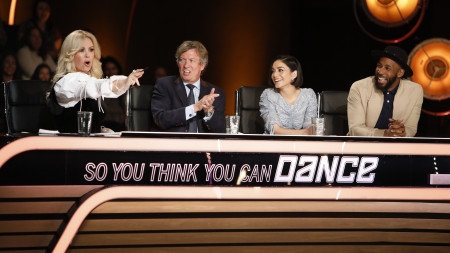 SO YOU THINK YOU CAN DANCE: