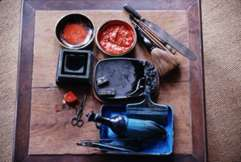 Fabienne's tools