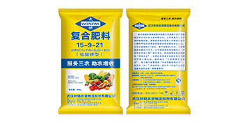 复合肥料15-9-21
