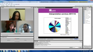 A snapshot from the world cultural competence coordinators webinar