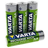 Varta Rechargeable Accu Ready2Use vorgeladener AA...