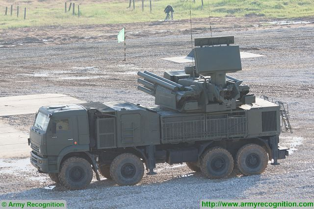 Bahrain shows interest to purchase Russian Pantsir-S1 short-range air defense system 640 001