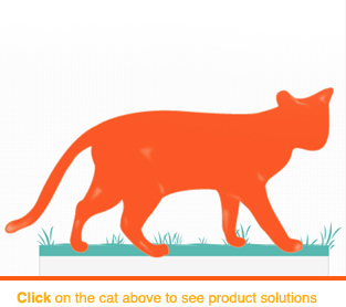 Click Mouse on icon to see product solutions.