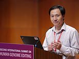 He Jiankui speaks during the Human Genome Editing Conference in Hong Kong on November 28.The official Xinhua News Agency said Monday that investigators in the southern province of Guangdong determined Dr He Jiankui organised and handled funding for the experiment without outside assistance in violation of national guidelines