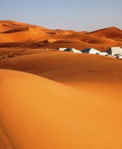 From Marrakech to Erg Chigaga desert