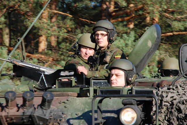 For 2017 Lithuania will invest 25 percent more than the National Defence Budget in 2016 640 001