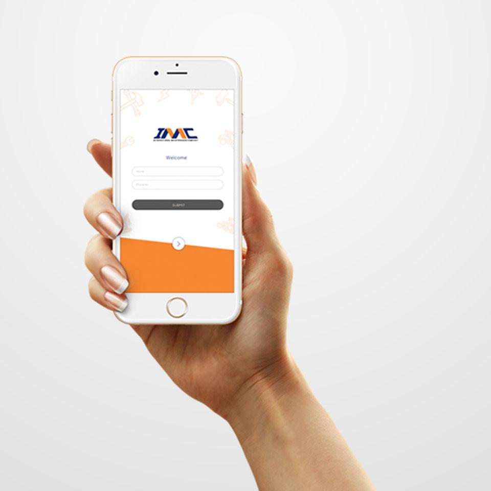 IMC Mobile App