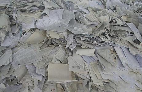 上海印刷废纸回收