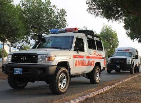 Armored Ambulances