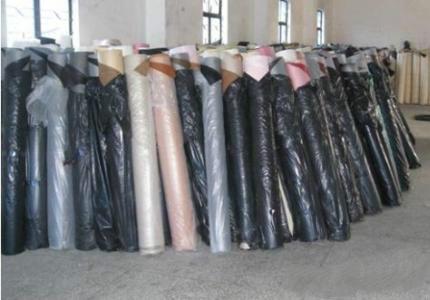 上海库存皮革回收