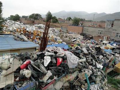 上海金山废品回收公司