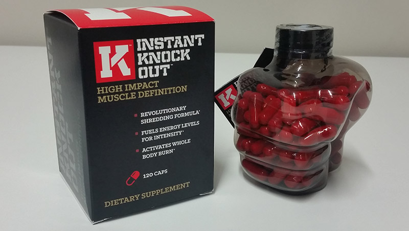 Instant KNockout Fat Burner is for Men and Women