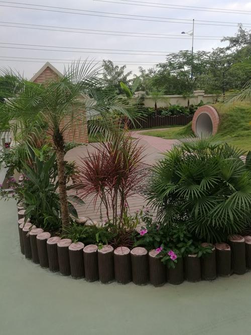 园林景观栏杆11