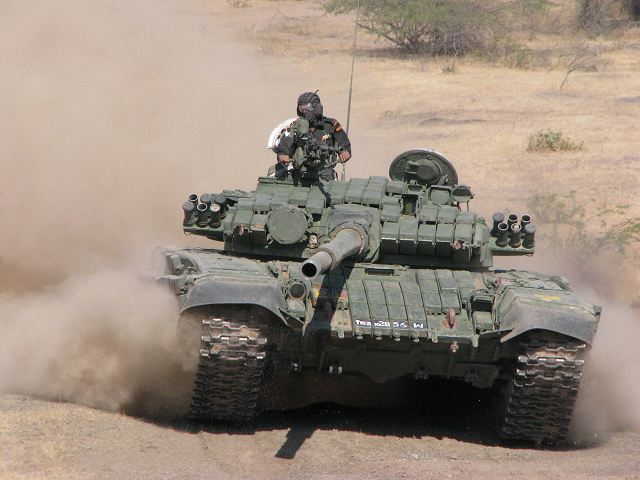 Army of India Request For Information for new combat vehicle to replace Soviet-made T-72 MBT 640 001