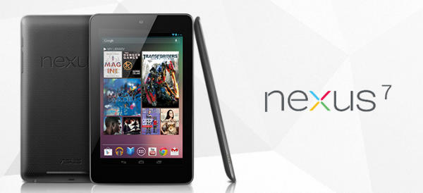 Google Nexus 7 Tablet Price, Galaxy Nexus 7 features & Specifications from Google I/O