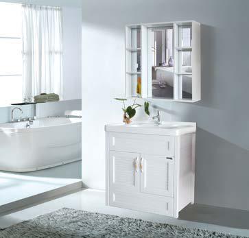 全铝浴室柜05