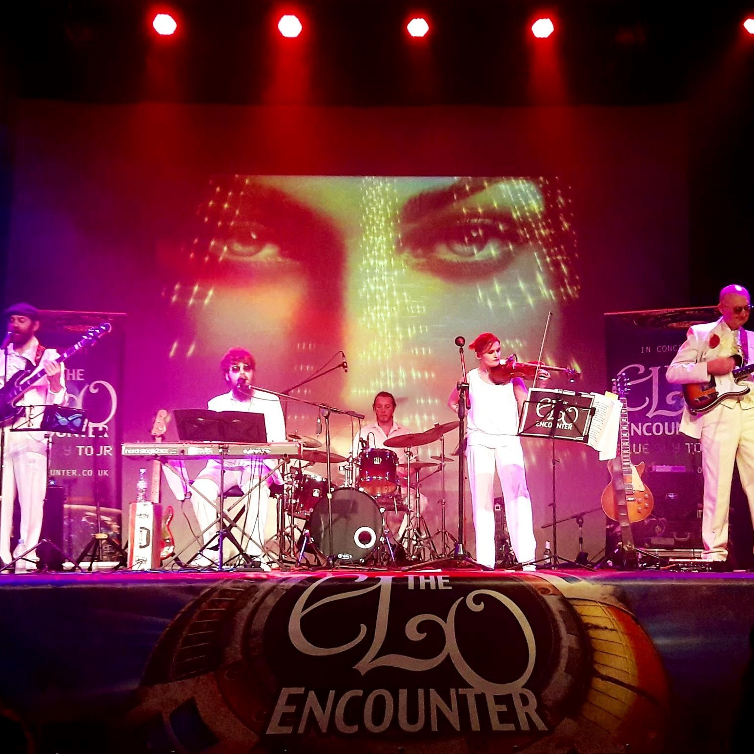 ELO Encounter- @ The Corn Hall, St Nicholas Street,