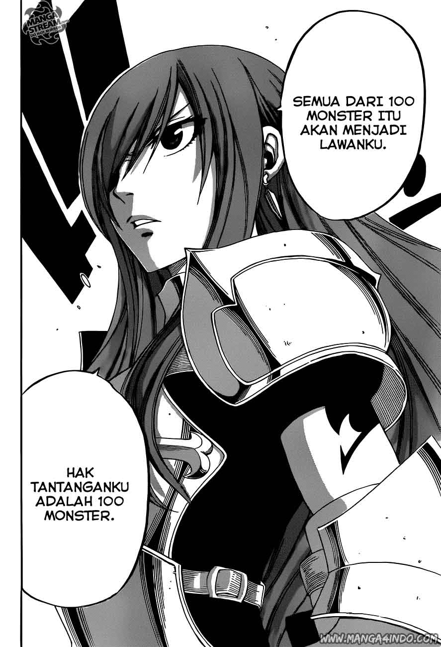 komik fairy tail 284