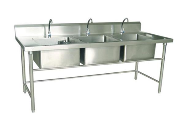 金旺厨房设备:三星盆台