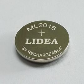 ML2016 Lithium rechargeable button cell