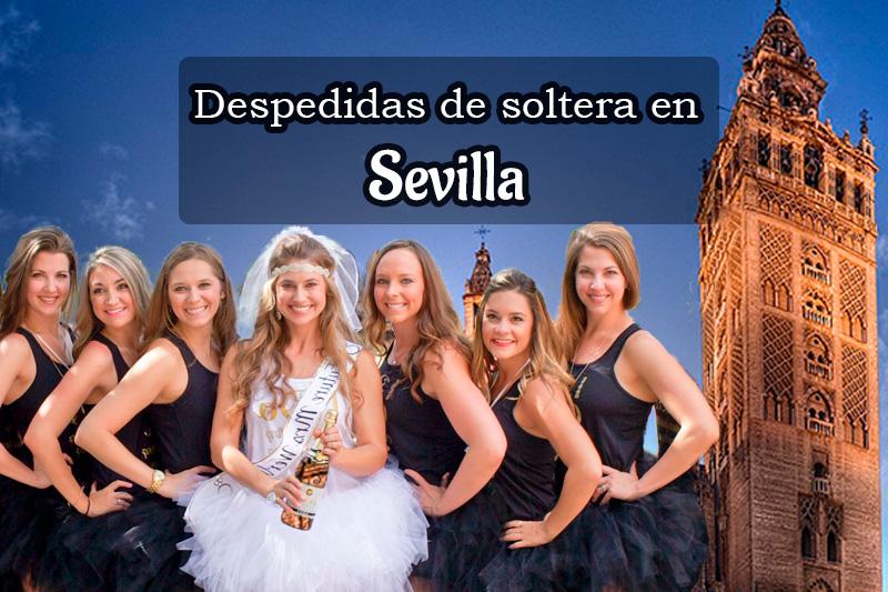 Fiestas de Despedidas de soltera en Sevilla