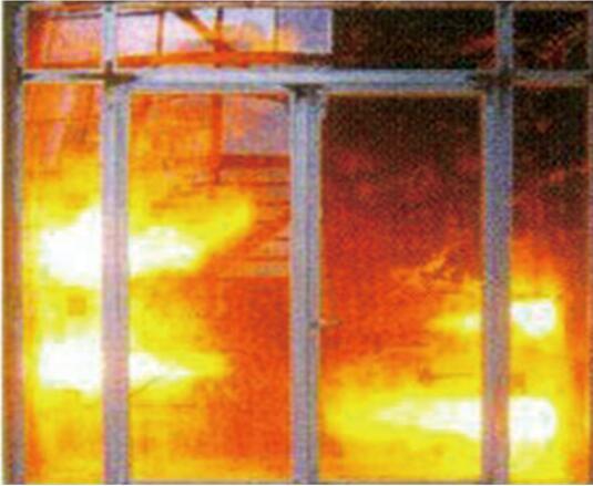 铝合金防火窗——KR-65系列