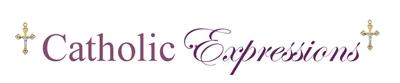 Catholic Expressions - Rosary Beads - Catholic Jewelry - Gifts