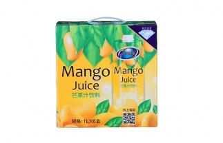 芒果饮料彩箱